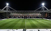A general view of the Deepdale stadium <br /> <br /> Photographer Andrew Kearns/CameraSport<br /> <br /> The EFL Sky Bet Championship - Preston North End v Derby County - Friday 1st February 2019 - Deepdale Stadium - Preston<br /> <br /> World Copyright © 2019 CameraSport. All rights reserved. 43 Linden Ave. Countesthorpe. Leicester. England. LE8 5PG - Tel: +44 (0) 116 277 4147 - admin@camerasport.com - www.camerasport.com