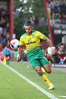 Onel Hernández of Norwich City runs with the ball during the Premier League match between Bournemouth and Norwich City at Goldsands Stadium on October 19th 2019 in Bournemouth, England. (Photo by Mick Kearns/phcimages.com)<br /> Foto PHC/Insidefoto <br /> ITALY ONLY
