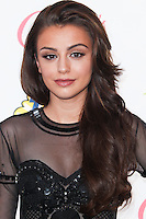LOS ANGELES, CA, USA - AUGUST 10: Cher Lloyd arrives at the Teen Choice Awards 2014 held at The Shrine Auditorium on August 10, 2014 in Los Angeles, California, United States. (Photo by Celebrity Monitor)