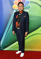 08 August 2019 - Beverly Hills, California - Nico Santos. 2019 NBC Summer Press Tour held at Beverly Hilton Hotel. <br /> CAP/ADM/BT<br /> ©BT/ADM/Capital Pictures