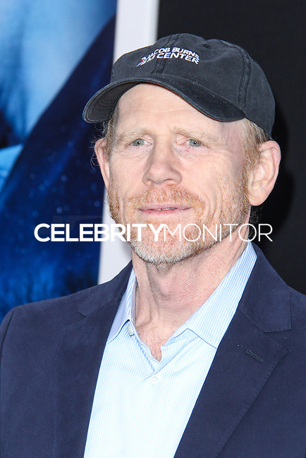 """NEW YORK, NY - FEBRUARY 11: Ron Howard at the World Premiere Of Warner Bros. Pictures' """"Winter's Tale"""" held at Ziegfeld Theatre on February 11, 2014 in New York City. (Photo by Jeffery Duran/Celebrity Monitor)"""