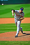 7 June 2009: New York Mets' pitcher Bobby Parnell on the mound in relief against the Washington Nationals at Nationals Park in Washington, DC. The Mets shut out the Nationals 7-0 to take the third game of the weekend series. Mandatory Credit: Ed Wolfstein Photo