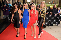 Real Housewives of Cheshire arriving for TRIC Awards 2018 at the Grosvenor House Hotel, London, UK. <br /> 13 March  2018<br /> Picture: Steve Vas/Featureflash/SilverHub 0208 004 5359 sales@silverhubmedia.com