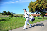 April 16, 2012; Hollister, CA, USA; Gonzaga Bulldogs golfer Brendan Connolly during the WCC Golf Championships at San Juan Oaks Golf Club.