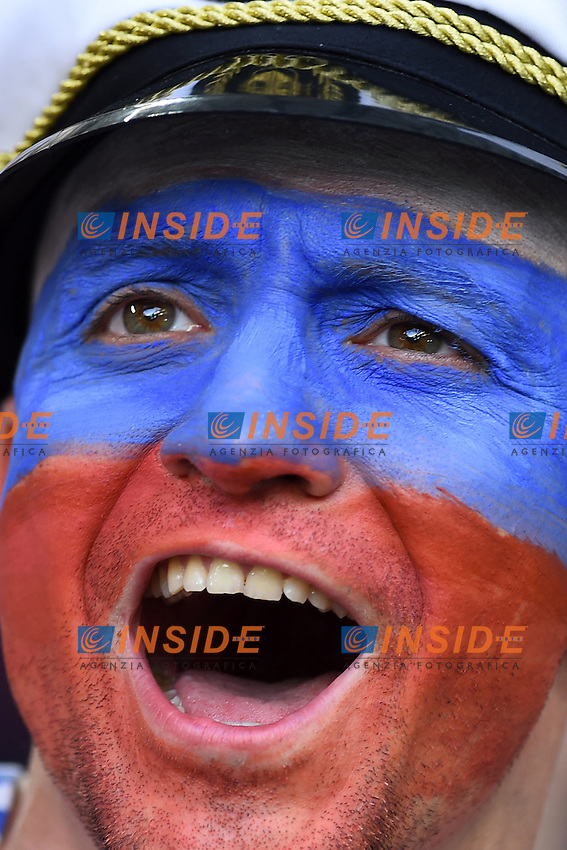 Tifoso Russia Supporters <br /> Marseille 11-06-2016 Stade Velodrome football Euro2016 England - Russia  / Inghilterra - Russia Group Stage Group B. Foto Massimo Insabato / Insidefoto