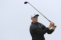 Sean Casey (Hermitage) on the 10th tee during the Final round in the Connacht U16 Boys Open 2018 at the Gort Golf Club, Gort, Galway, Ireland on Wednesday 8th August 2018.<br /> Picture: Thos Caffrey / Golffile