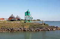 Nederland Stavoren. 2017 . De haven.   Foto Berlinda van Dam / Hollandse Hoogte