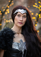 Keri Lord, Wonder Woman Cosplay, Emerald City Comicon, Seattle, WA, USA.