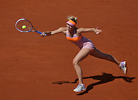 France, Paris, 04.06.2014. Tennis, French Open, Roland Garros,  Maria Sharapova (RUS)<br /> Photo:Tennisimages/Henk Koster