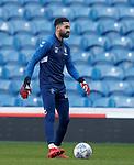 15.02.2019: Rangers training: Wes Foderingham