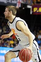 Fran Pilepic. FC Barcelona Regal vs Uxue Bilbao Basket