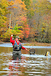 FALL FLY FISHING 2012 BRAD BERLIN ERIE TRIP