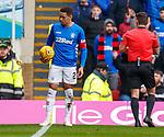 070419 Motherwell v Rangers