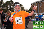 Terence Dineen 87, who took part in the Kerry's Eye Tralee International Marathon on Sunday 16th March 2014.
