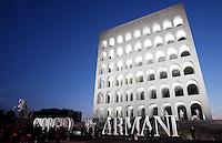 20130605 ROMA-MODA: ONE NIGHT ONLY ROMA DI GIORGIO ARMANI