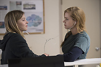 SHARP OBJECTS (mini, 2018)<br /> SYDNEY SWEENEY, AMY ADAMS<br /> *Filmstill - Editorial Use Only*<br /> CAP/FB<br /> Image supplied by Capital Pictures
