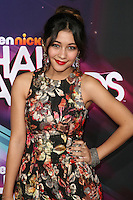 LOS ANGELES, CA - NOVEMBER 17: Lulu Antariksa at the TeenNick HALO Awards at The Hollywood Palladium on November 17, 2012 in Los Angeles, California. Credit mpi27/MediaPunch Inc. NortePhoto
