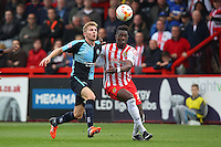 Stevenage vs Wycombe Wanderers 17-10-15