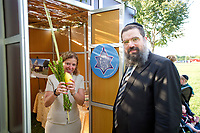 Sukkot Observance at the US Capitol