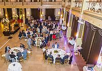 The Hague, The Netherlands, September 13, 2017,  Sportcampus , Davis Cup Netherlands - Chech Republic, Official Dinner, <br /> Photo: Tennisimages/Henk Koster