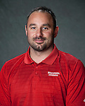 2010-11 UW Swimming and Diving Team - Assistant Coach Robert Pinter. (Photo by David Stluka)