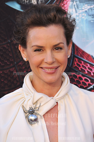 "Embeth Davidtz at the world premiere of her movie ""The Amazing Spider-Man"" at Regency Village Theatre, Westwood..June 29, 2012  Los Angeles, CA.Picture: Paul Smith / Featureflash"