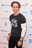 Craig Kielburger<br /> at WE Day 2016 at Wembley Arena, London<br /> <br /> <br /> &copy;Ash Knotek  D3096 09/03/2016