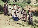 Iraq 1983 .In may, near the border of Iran,Pakchan Hafid coming back from Suleimania   .Irak 1983 .En mai, pres de la frontiere Iran Irak, Pakchan Hafid rentrant de Souleimania