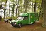 1982 Toyota Ranger Camper. 'Pinecone'