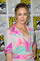 SAN DIEGO - July 22:  Caity Lotz at Comic-Con Saturday 2017 at the Comic-Con International Convention on July 22, 2017 in San Diego, CA