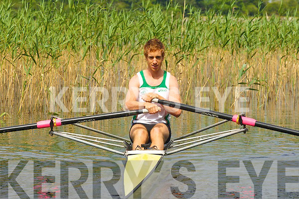 Olympic rower Cathal Moynihan