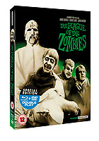 The Plague of the Zombies (1966) <br /> DVD COVER ART<br /> *Filmstill - Editorial Use Only*<br /> CAP/KFS<br /> Image supplied by Capital Pictures