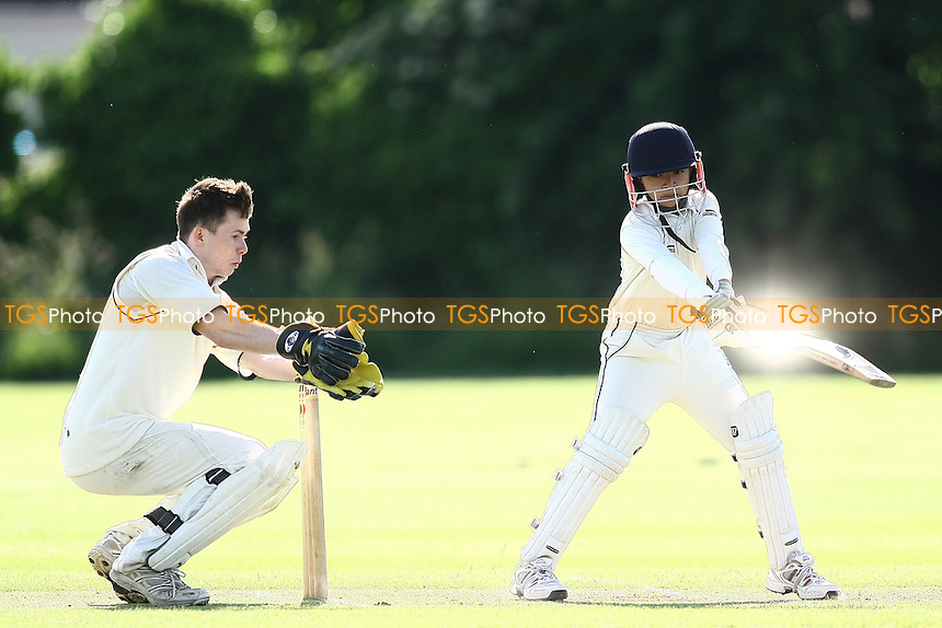 Hainault & Clayhall 5th XI v South Woodford CC 5th XI - Essex Cricket League at the Jack Carter Pavilion - 09/06/12 - MANDATORY CREDIT: George Phillipou/TGSPHOTO - Self billing applies where appropriate - 0845 094 6026 - contact@tgsphoto.co.uk - NO UNPAID USE