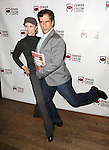 Charlotte D'Amboise and Seth Rudetsky attends the Seth Rudetsky Book Launch Party for 'Seth's Broadway Diary' at Don't Tell Mama Cabaret on October 22, 2014 in New York City.