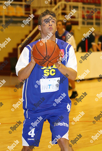 2010-08-17 / Seizoen 2010-2011 / Basketbal / Sint Jan / Vinnie Haerbos..Foto: mpics