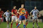 Referee Andrew McMenemy.Celtic League.Cardiff Blues v Munster.02.11.12.©Steve Pope