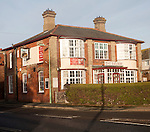 The Railway public house, Aldeburgh, Suffolk, England