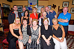 "Alice Tiernan Kevin Barry's Tralee celebrates a special birthday with family and friends at the Munster Bar on Saturday. Pictured front l-r Patsy O'Connor, Maria Tiernan, Alice Tiernan Kevin Barry's Tralee Birthday girl, Helen Waters, Joan O'ConnorBack L to R - Ross O'Connor, Fred O'Connor, Martina McCarthy, Michelle O'Connor, Jennifer O'Connor, Martin O'Connor, Tommy O'Connor, Michael ""Fox"" O'Connor"