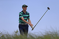 Christopher O'Connor (Corrstown) during the 1st round of the East of Ireland championship, Co Louth Golf Club, Baltray, Co Louth, Ireland. 02/06/2017<br /> Picture: Golffile | Fran Caffrey<br /> <br /> <br /> All photo usage must carry mandatory copyright credit (&copy; Golffile | Fran Caffrey)