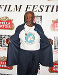 Louis Gossett, Jr. at Hoboken International Film Festival - 13th year -  in Greenwood Lake, New York - at the opening night Gala on May 18, 2018 honoring Louis Gossett, Jr. with HIFF's Lifetime Achievement Award in Acting. (Photo by Sue Coflin/Max Photo)