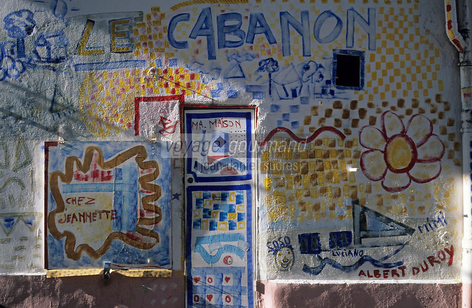 Europe/France/Provence-ALpes-Côte d'Azur/13/Bouches-du-Rhône/Marseille: Quartier du Panier