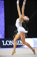 September 26, 2014 - Izmir, Turkey -  MARINA DURUNDA of Azerbaijan performs at 2014 World Championships.