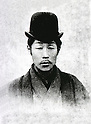 Kim Ok-gyun, UNDATED. Reformist activist during the Joseon Dynasty of Korea. (Photo by Kingendai Photo Library/AFLO)