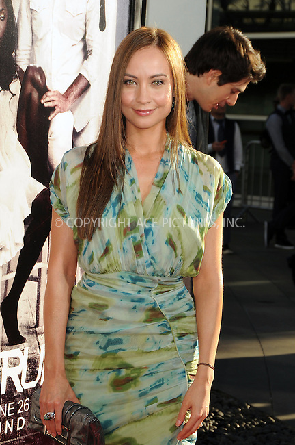 WWW.ACEPIXS.COM . . . . .  ....June 21 2011, Los Angeles....Actress Courtney Ford arriving at HBO's 'True Blood' Season 4 Premiere at The Dome at Arclight Hollywood on June 21, 2011 in Hollywood, California....Please byline: PETER WEST - ACE PICTURES.... *** ***..Ace Pictures, Inc:  ..Philip Vaughan (212) 243-8787 or (646) 679 0430..e-mail: info@acepixs.com..web: http://www.acepixs.com