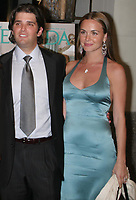 Donald Trump Jr and fiance Vanessa 2005<br /> Photo By John Barrett/PHOTOlink