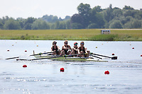 Race: 16  Event: Women's Coxless Fours - Championship - Heat<br /> <br /> National Schools Regatta 2018<br /> Sunday<br /> <br /> To purchase this photo, or to see pricing information for Prints and Downloads, click the blue 'Add to Cart' button at the top-right of the page.