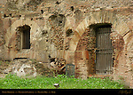 Domus Tiberiana Entrances to Passages of Caligula Palatine Hill Rome