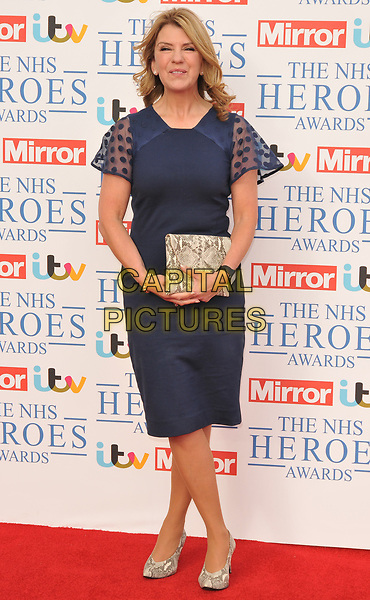 Dr Dawn Harper at the NHS Heroes Awards 2018, London Hilton on Park Lane Hotel, Park Lane, London, England, UK, on Monday 14 May 2018.<br /> CAP/CAN<br /> &copy;CAN/Capital Pictures
