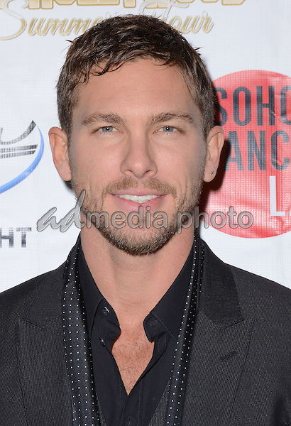 16 November - Hollywood, Ca - Adam Senn. Arrivals for the World Choreography Awards held at The Montalban Theater. Photo Credit: Birdie Thompson/AdMedia