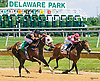 Galadriel Lady winning at Delaware Park on 6/18/16